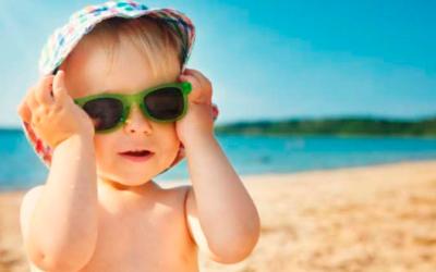 Verano, Vacaciones, Aceites esenciales y Niñ@s